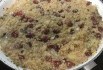 Step 1 QUINOA CRANBERRY